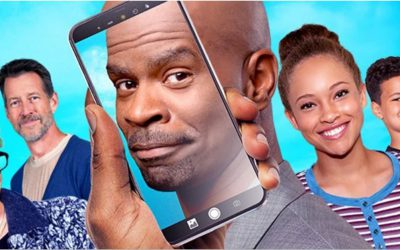 """Selfie Dad"" Star Michael Jr. on the Healing Power of Faith and Comedy [Movie Review]"