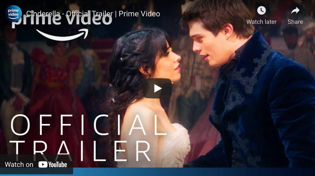 cinderella official trailer